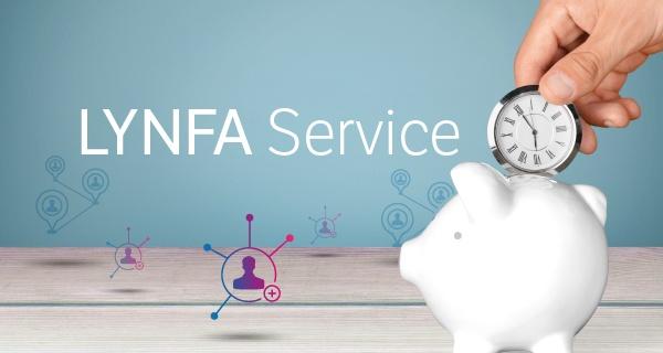Rendi autonomi i tuoi clienti con LYNFA Service