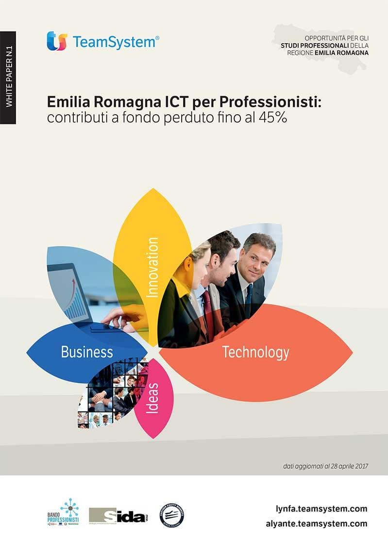 Guida Bando Emilia Romagna ICT per Professionisti